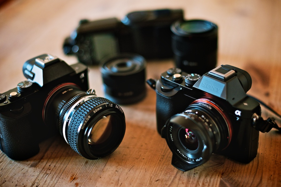 sony a7 for wedding photography