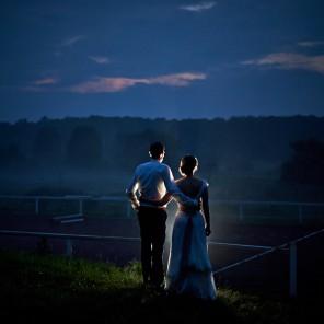künstlerische Hochzeitsfotografie