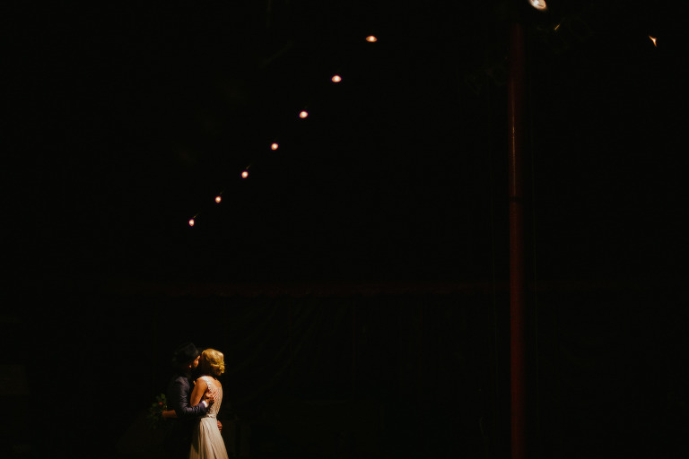 Hochzeit im Circus Mignon in Hamburg