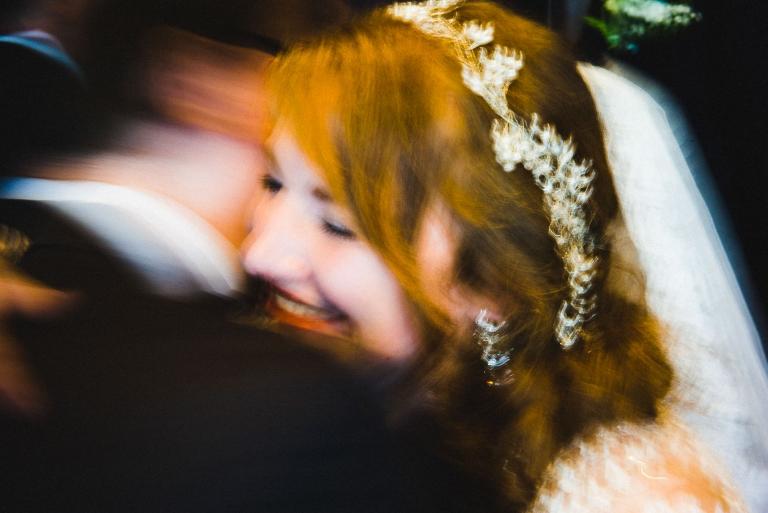 farbenfrohe Hochzeitsfotos